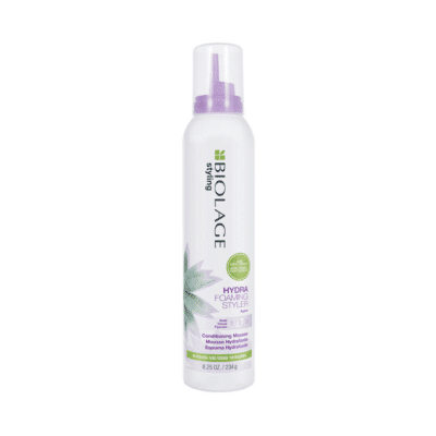 Biolage Hydrasource Hrydra Foaming Styler Conditioning Mousse