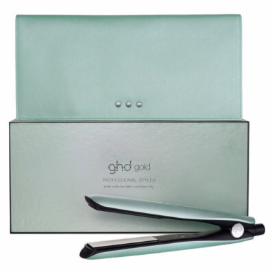 ghd Upbeat Gold Neo-Mint Styler