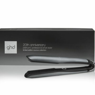 ghd 20th anniversary platinum+ in ombre chrome
