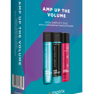 Amp Up The Volume
